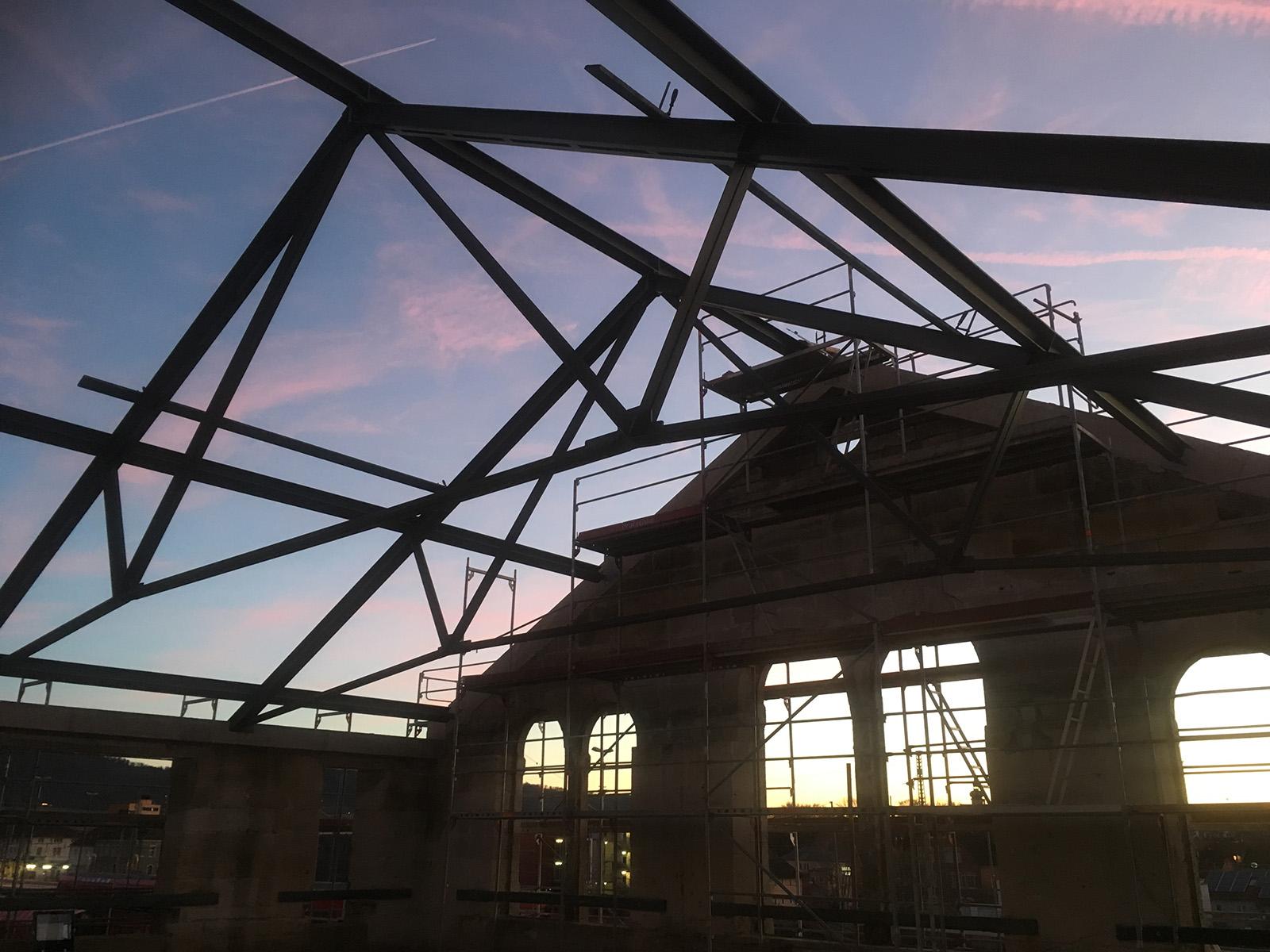 Dachtragwerk Konzertsaal (3)