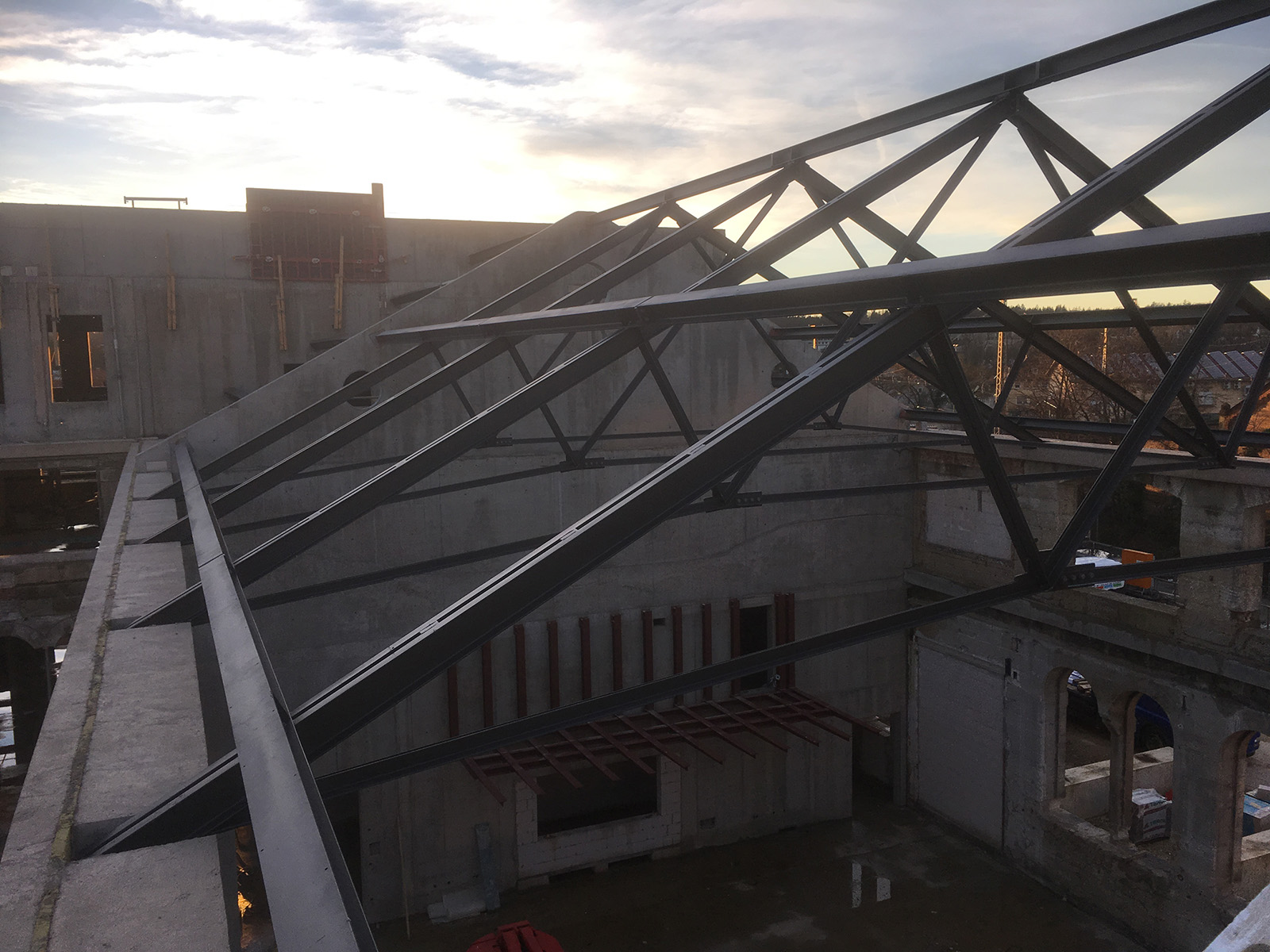 Dachtragwerk Konzertsaal (8)