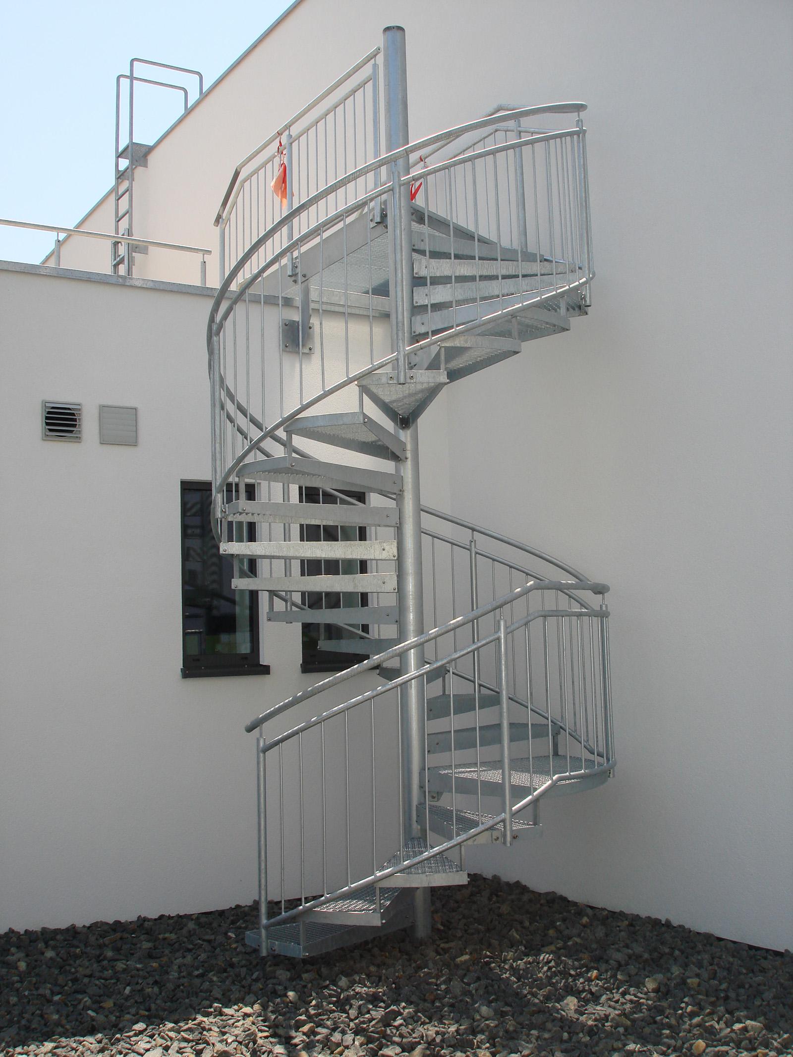 05Geländer und Treppe Schmitter in Westheim